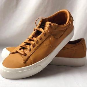 brand new 7c95e 52885 NikeLab Blazer Studio Low Desert Ochre. NWT